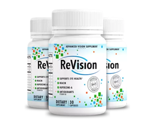 Revision Eye Supplements
